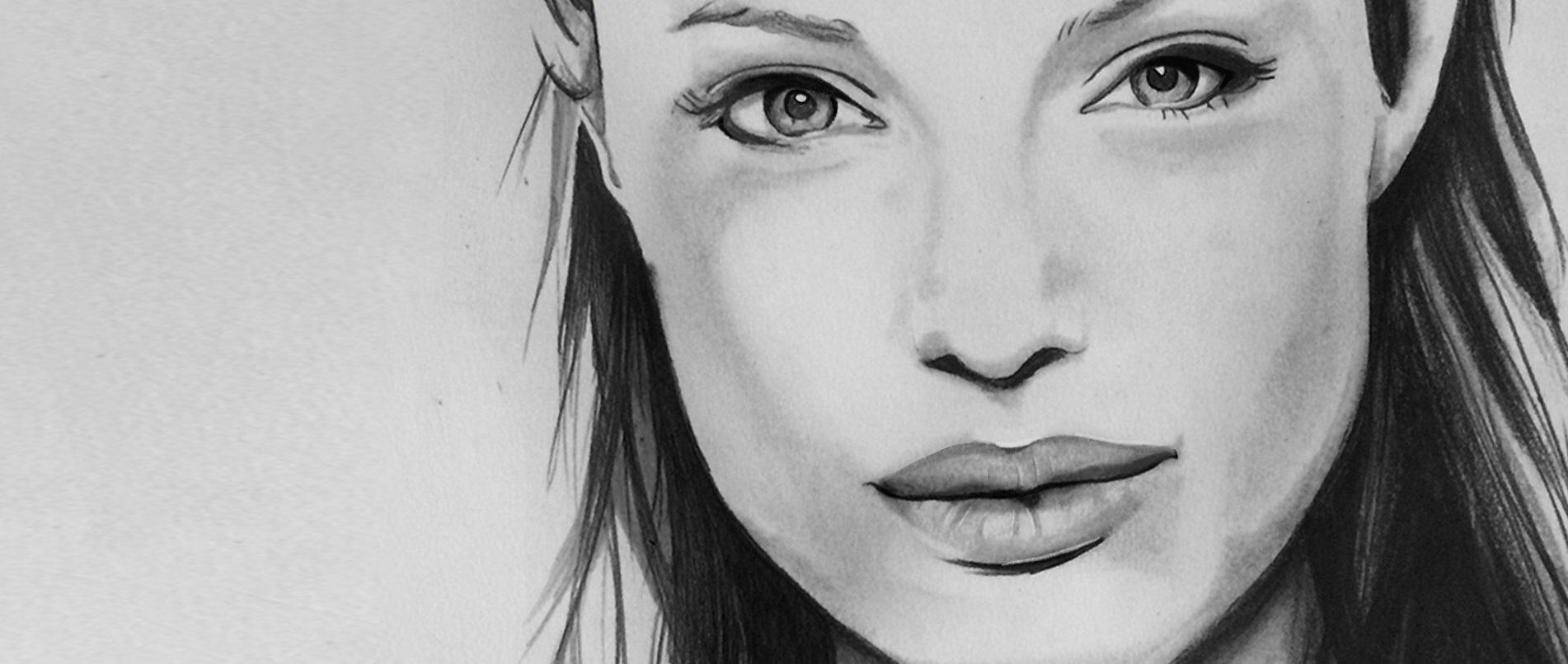 Gesicht zeichnen lassen